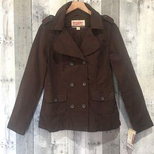Mossimo Brown Corduroy Blazer Jacket